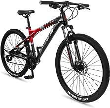 "Spartan - 27.5"" Ampezzo Men's MTB - Mountain Alloy Bicycle - Red"