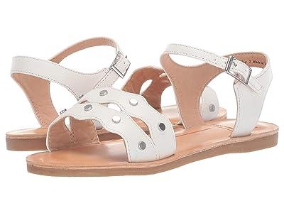 Dolce Vita Kids Jacin (Little Kid/Big Kid) (White Stella) Girls Shoes