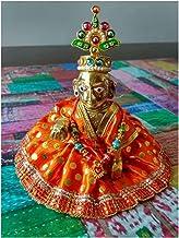 Ladoo Gopal(Bal Krishna) Brass Idol