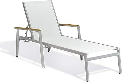 Amazon.com: vidaXL - Tumbona de mimbre para cama de ...