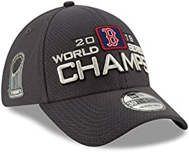 New Era Boston Red Sox MLB18 39Thirty Fitted Cap Hat Gray 11915065