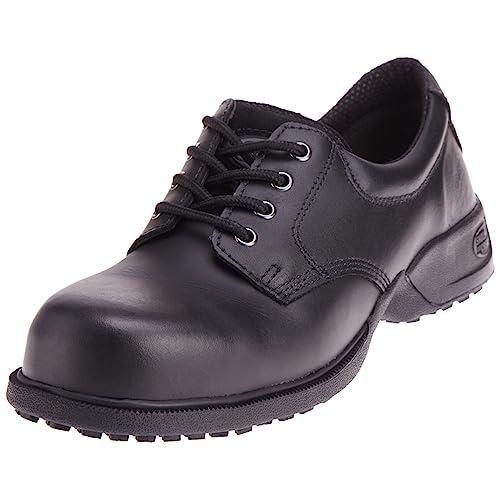 Shoes For Crews Unisex Commander Leather Shoes 5257 Size 4 Men s 5.5  Women s Black 14a489a67
