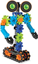 Learning Resources Gears! Gears! Gears! Robots in Motion, Robot Toy, STEM Robot, Engineering Toy, Robot Toy for Kids, STEM...