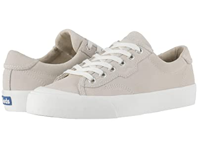 Keds Crew Kick 75 Suede (Cream Suede) Women