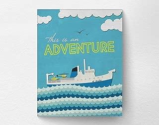 Best life aquatic boat print Reviews
