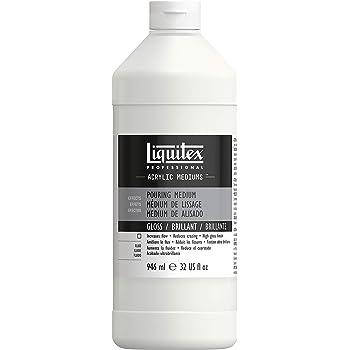 Liquitex 5432 Professional Pouring Effects Medium, 32-oz
