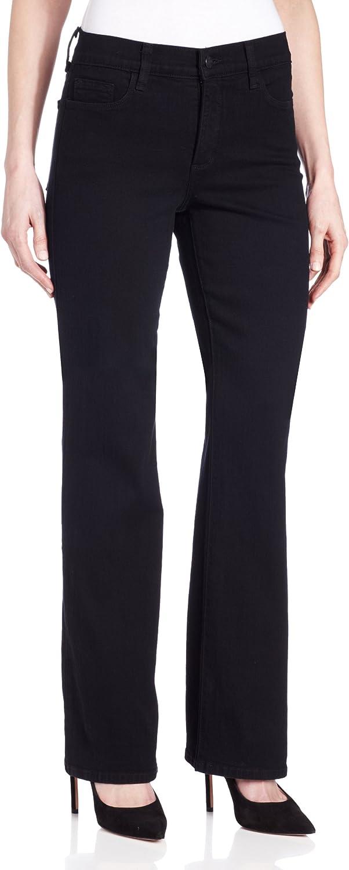 NYDJ Women's PetiteBarbaraBootcutJeans |Flare & Slimming Fit Pants