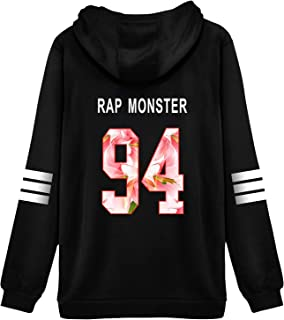 Kpop BTS Hoodie Bangtan Boys Love Yourself Jimin SUGA Jungkook V JIN Sweatshirt