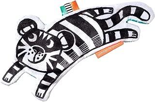 Manhattan Toy Wimmer-Ferguson Crinkle Tiger Baby Sensory Toy 217723