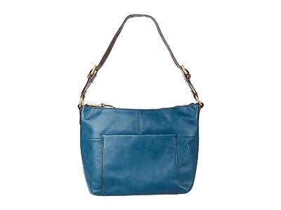 Hobo Charlie (Riviera Matte Vintage Hide) Handbags