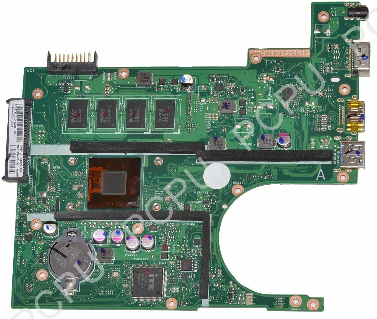 Finally resale start 60NB04U0-MB1B20 Asus X200MA Laptop Motherboard Max 72% OFF Celer w 4GB Intel