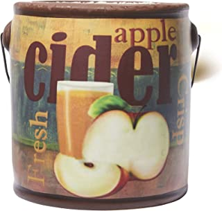 A Cheerful Giver 20 Oz Aunt Kook's Apple Cider Fresh Farm Collection Candle
