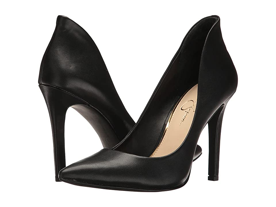Jessica Simpson Cambredge (Black) High Heels