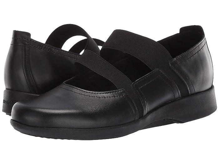Arcopedico  Betsy (Black) Womens Shoes