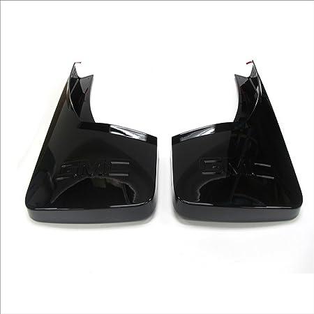 GM Accessories 12498343 Rear Molded Splash Guards in Black