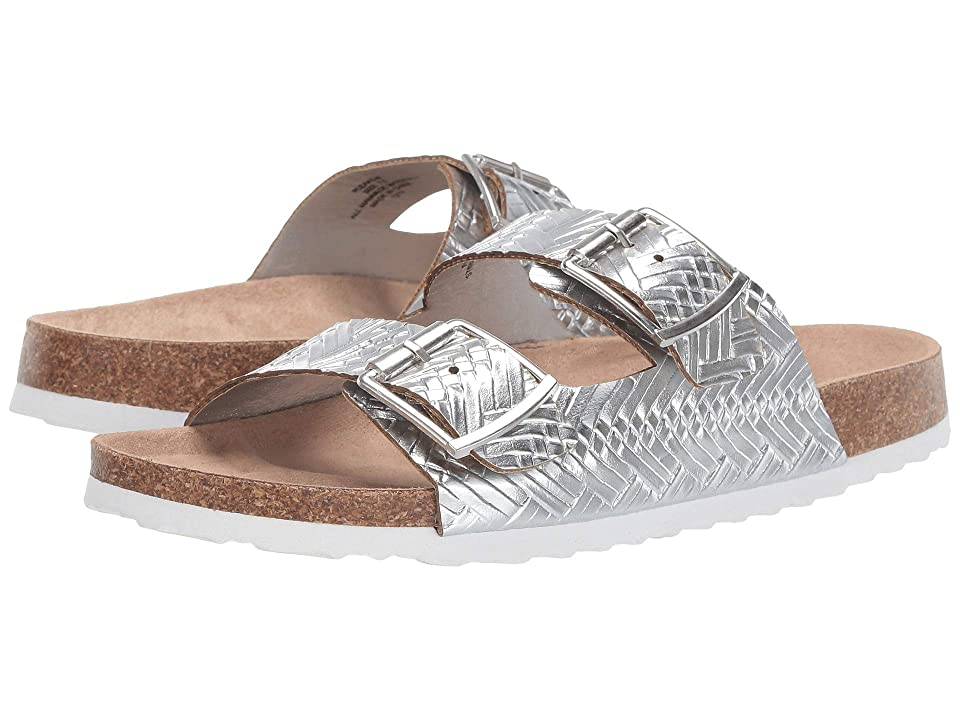 Madden Girl Pleaas-W (Silver) Women