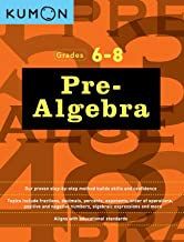 Download Book Pre Algebra (Kumon Math Workbooks) PDF