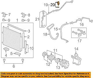 air compressor pressure switch parts diagram
