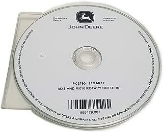 john deere mx8 parts
