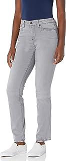 NYDJ Womens Sheri Slim Jeans Jeans