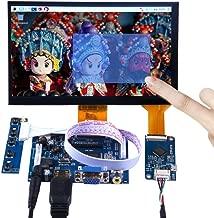 GeeekPi 7 Inch 1024x600 Capacitive Touch Screen LCD Display HDMI Monitor DIY Kit for Raspberry Pi/Beagle Bone Black/PC/MacBook