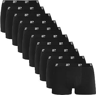 Lower East Men's Boxer Shorts, Pack of 10