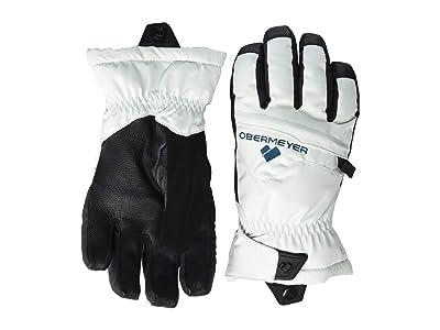 Obermeyer Kids Lava Gloves (Little Kids/Big Kids) (Oasis) Extreme Cold Weather Gloves