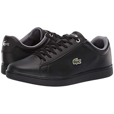 Lacoste Hydez 119 1 P SMA (Black/Grey) Men