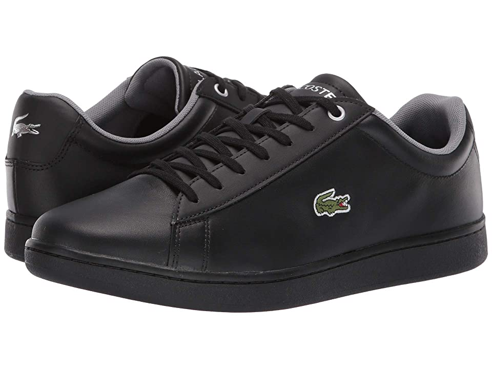 Lacoste Hydez 119 1 P SMA (Black/Grey) Men