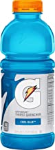 Gatorade Cool Blue Thirst Quencher Drink, 20 Ounce (24 Bottles)