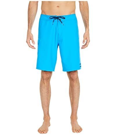 Billabong Platinum Solid Boardshorts (Bright Royal) Men