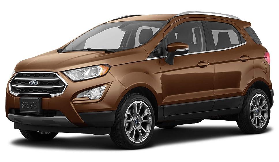 2019 Ford Ecosport Ses 4 Wheel Drive Canyon Ridge Metallic