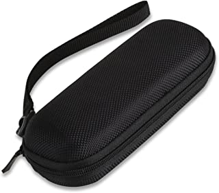 AGPTEK Carrying Case, EVA Zipper Carrying Hard Case Cover for Digital Voice Recorders, MP3 Players, USB Cable, Earphones-Bose QC20, Memory Cards, U Disk, Black