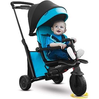 smarTrike- Tricycle évolutif Pliant smarTfold 500, 505-0800, Bleu