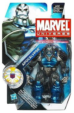 Marvel Universe series 3 # 9 Apocalypse