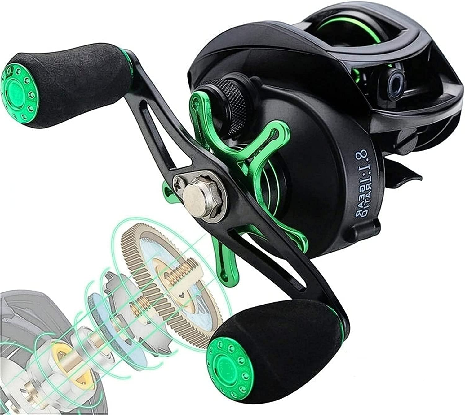 DAYDAY helper Outlet ☆ Free Shipping Latest item Fishing Reel Ree Baitcasting Spinning