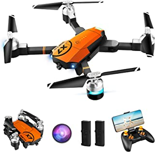 ZENFOLT Drone with Camera for Adults, WiFi 1080P HD Camera FPV Live Video, RC Quadcopter Kids...