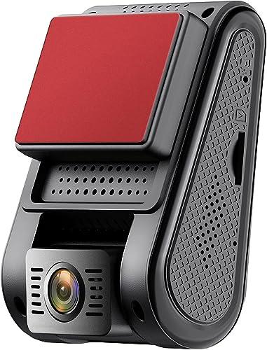 VIOFO A119 V3 2K Dash Cam 2560x1440P Quad HD+ Car Dash Camera, Ultra Clear Night Vision, 140-Degree Wide Angle, GPS I...
