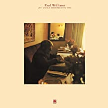 paul williams just an old fashioned love song