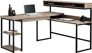 Sauder Transit L-Desk, L: 60.71