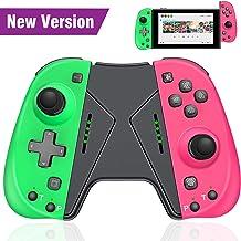 BEBONCOOL Joycon Switch Controller for Nintendo Switch Joycon, Wireless Pro Controller Switch Joycon Remote Control Joypad for Nintendo Switch Controller Joy Con