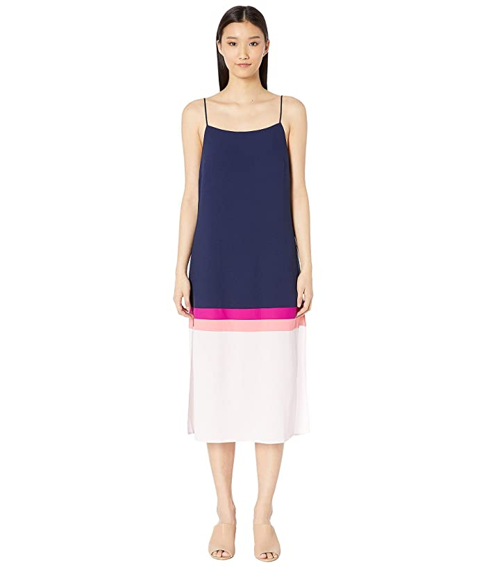 FLAGPOLE Lennon Dress (North Navy Multi) Women