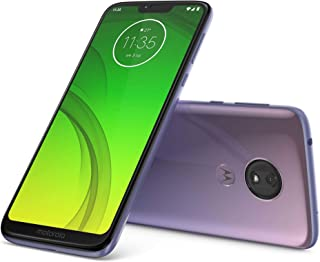 """Moto G7 Power (64GB,4GB) 6.2"""", Snapdragon 632, (GSM Only) Dual SIM Factory Unlocked Global 4G LTE (T-Mobile, AT&T, Metro, ..."""