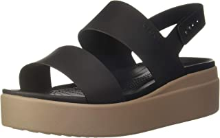 Crocs Brooklyn Low Wedge W Women's Wedges