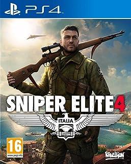 Sniper Elite 4 - [Edizione: Francia]