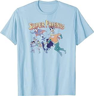 Justice League Super Friends T Shirt T-Shirt
