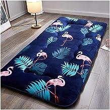 Japanese Tatami Floor Mattress Sleeping Pad Anti-Slip Breathable Student Dormitory Folding Mattress Futon Mattress Topper ...