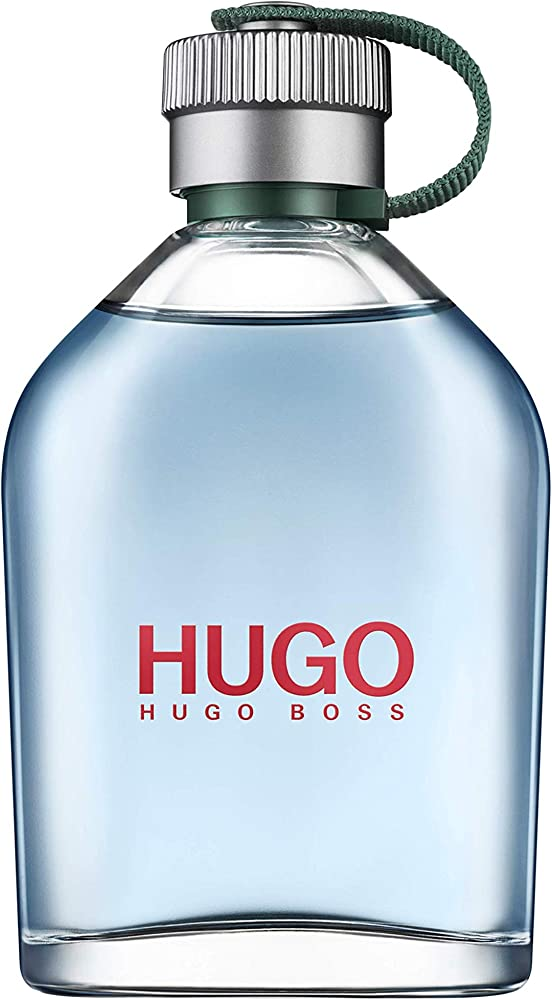 Hugo boss hugo,eau de toilette da uomo,200 ml spray HG51504
