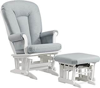 Dutailier Sleigh 0364 Glider Chair with Ottoman Included