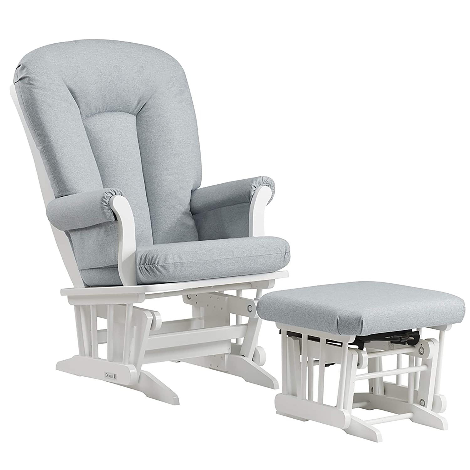 Challenge the lowest price of Japan ☆ Dutailier Alice 0364 Glider Nursing Chair with High quality new Ottoman